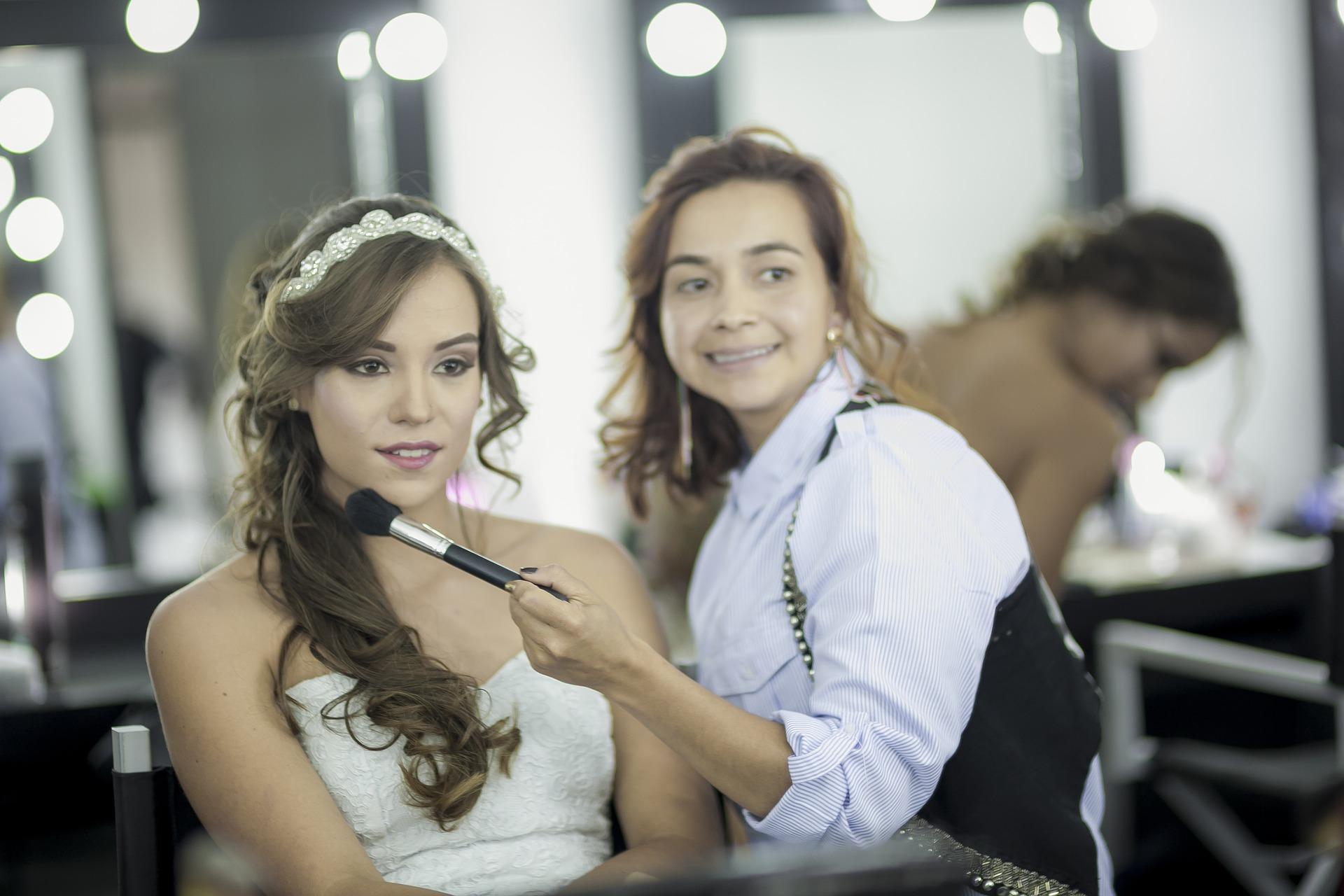 איפור חתונה